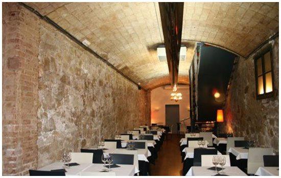 Restaurant Canela de Barcelona - bar-y-restaurantes