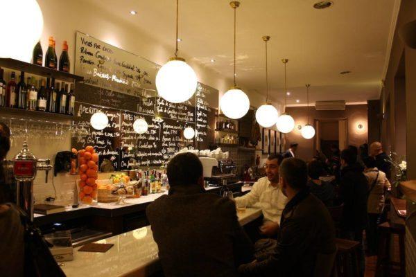 Restaurante La Pepita en Barcelona - bar-y-restaurantes