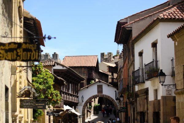 Poble Espanyol - lugares