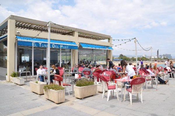 El Túnel del Port - bar-y-restaurantes