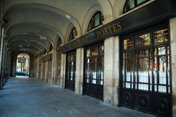Restaurante 7 Portes - bar-y-restaurantes
