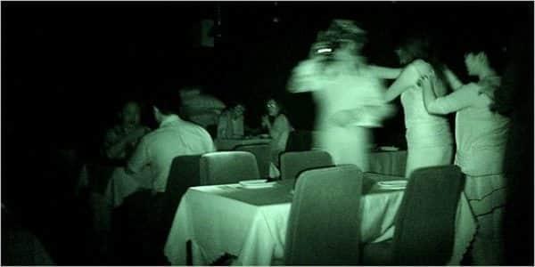 Dans le Noir: Comer a ciegas - bar-y-restaurantes