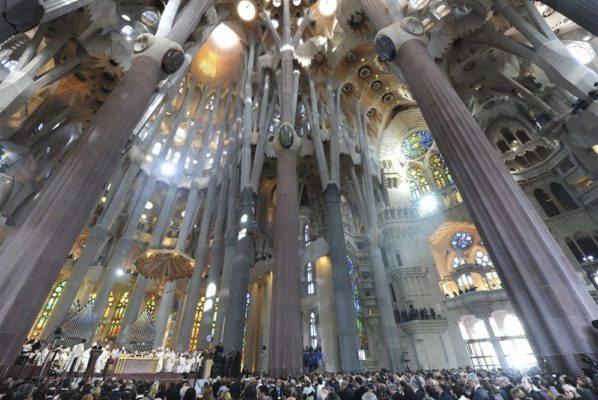 Una visita a la imponente Sagrada Familia - lugares