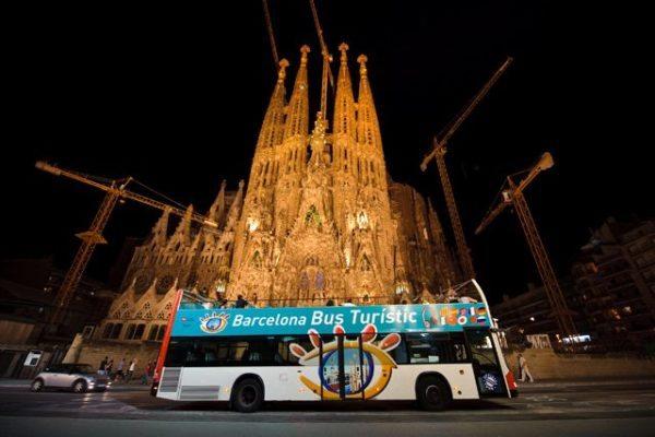 Bus Turístic de noche - novedades