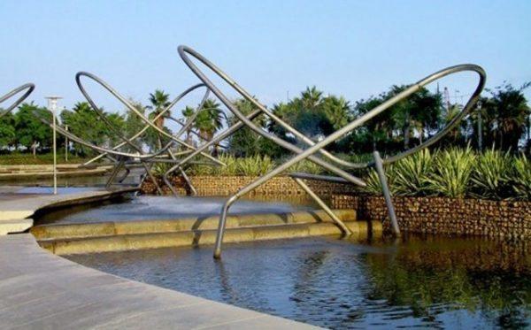 El Parque de Diagonal Mar - lugares