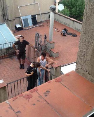 Se rueda 'The Gunman' en Barcelona - eventos-en-barcelona