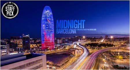 Midnight Barcelona - novedades