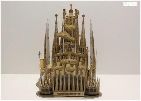 Un minuto y medio para contar la historia de la Sagrada Familia - lugares