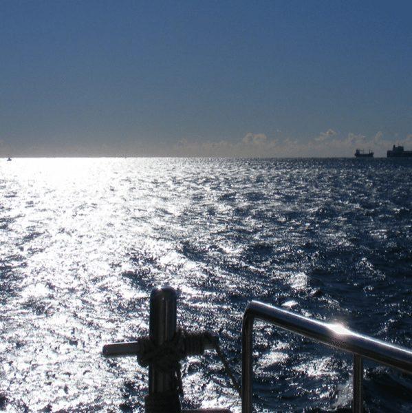 Un paseo en barco - lugares