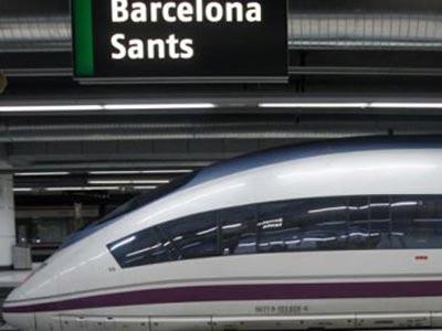 Barcelona y París unidas por la alta velocidad - novedades