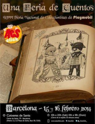 Feria de Playmobil - eventos-en-barcelona