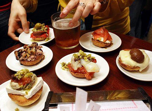 De tapas por Barcelona - lugares, bar-y-restaurantes