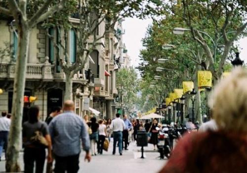 Más que un paseo: Paseo de Gracia [Vídeo] - lugares