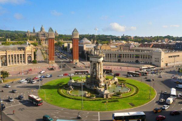 Un paseo por Plaza de España [Vídeo] - lugares