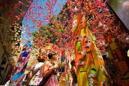 Fiesta Mayor de Gracia 2014 - novedades