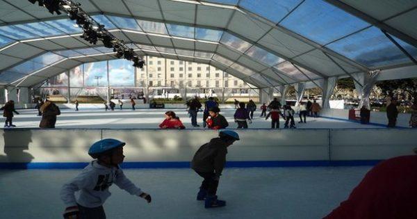 Bargelona: ¡Abierta la pista de hielo de Plaza Cataluña! - novedades, lugares