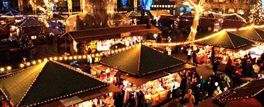 Feria de Santa Lucía 2014 - lugares