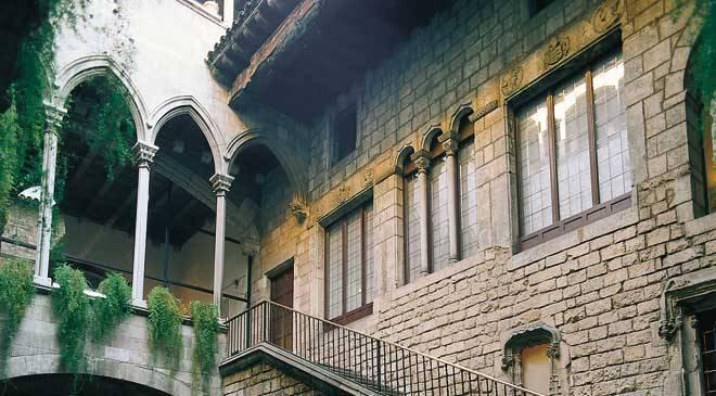 La Barcelona de Picasso (III) - lugares