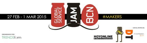 MAKER BCN SERVICE JAM: ¡Vamos a pensar fuera del frasco! - eventos-en-barcelona