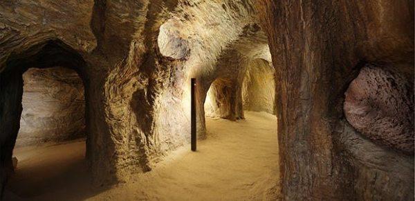 parque arqueologico las minas de gava mina