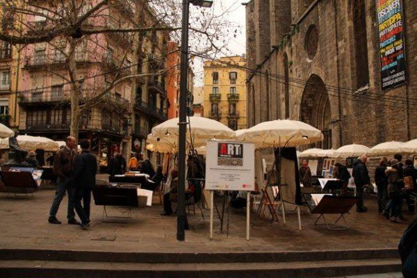 Recorriendo las plazas más bonitas de Barcelona (II) - lugares