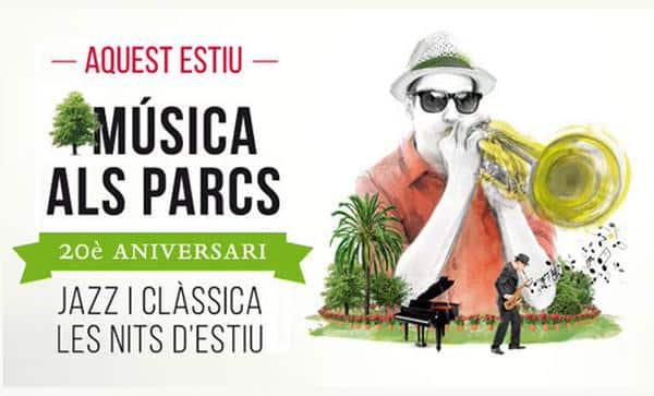 Música als Parcs 2015 - eventos-en-barcelona
