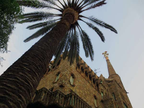 Noches Gaudí en la Torre Bellesguard - lugares