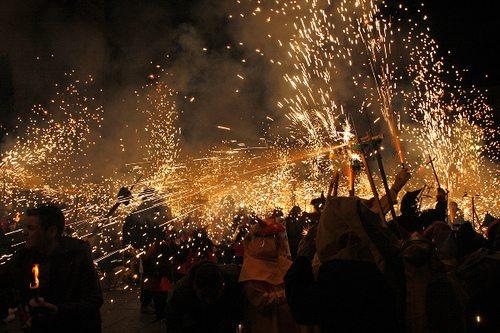 Es tiempo de fiestas: Fiestas Mayores de Verano en Barcelona - eventos-en-barcelona