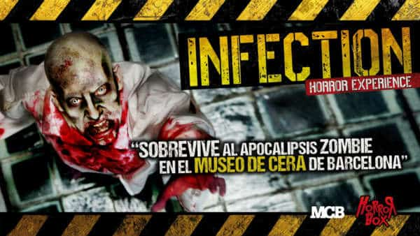 Infection: Horror Experience ¡Cuidado con los zombies! - novedades