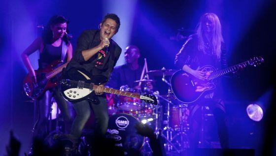 "Alejandro Sanz en Barcelona con su gira ""Sirope"" - eventos-en-barcelona"