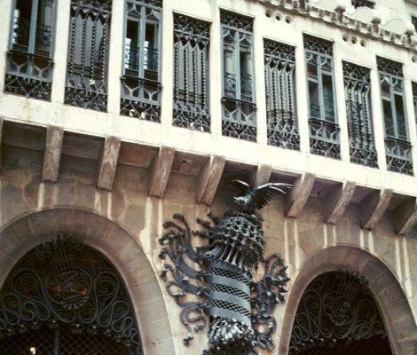 Palau Güell: Jornada de puertas abiertas - lugares