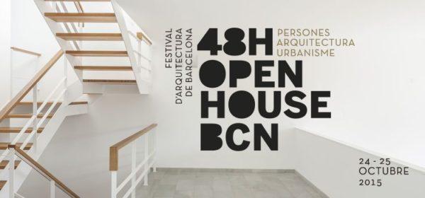48H Open House BCN 2015 - eventos-en-barcelona
