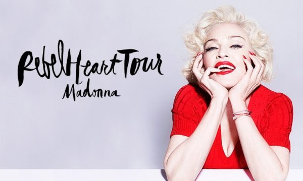 Madonna en Barcelona aterriza con su The Rebel Heart - eventos-en-barcelona
