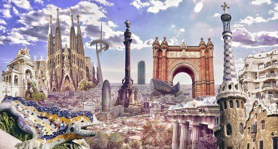 Barcelona elegida Ciudad Creativa por la UNESCO - novedades