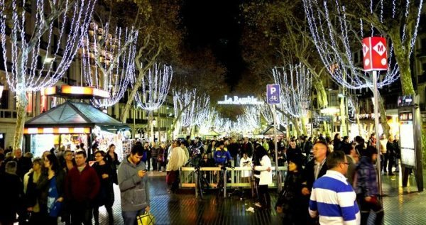Horario comercial navideño en Barcelona - novedades