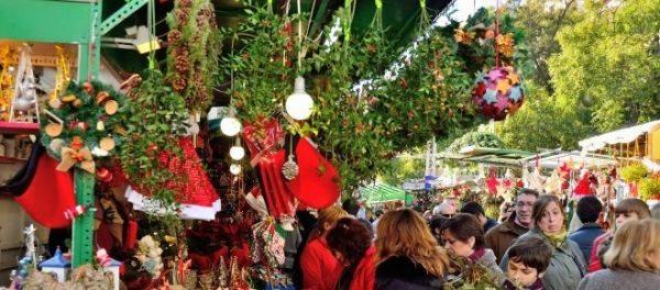 3 mercadillos de Navidad en Barcelona que no te puedes perder - lugares