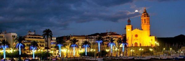 ¡Vive la Navidad en Sitges! - lugares