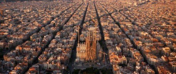 Misterios de Barcelona: El misterio de los octógonos del Eixample - novedades