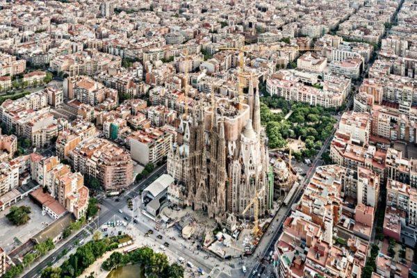 La Sagrada Familia entre los 52 lugares que el New York Times recomienda visitar en 2016 - novedades