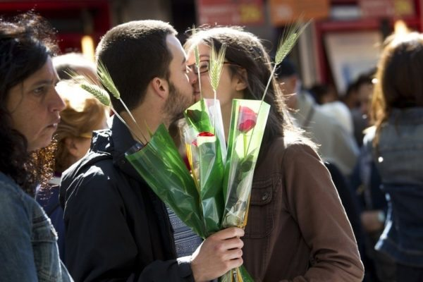 Sant Jordi 2016 - eventos-en-barcelona