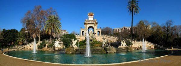 La Ciutadella: de instalación militar a parque - lugares