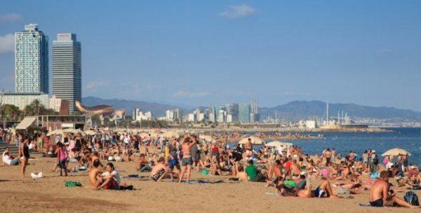Las playas más turísticas de Barcelona - novedades