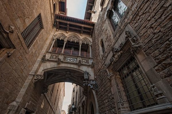 Barrio Gótico de Barcelona : que visitar - lugares