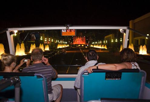 night tour bus