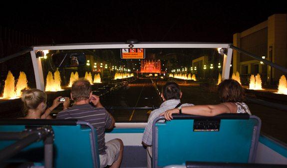 Disfrutar la ciudad de noche: Night Tour Bus Barcelona - novedades