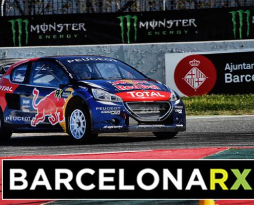 BarcelonaRX Rallycross 2016