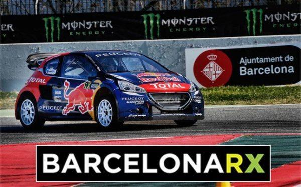 Calentando motores para el BarcelonaRX Rallycross 2016 - eventos-en-barcelona