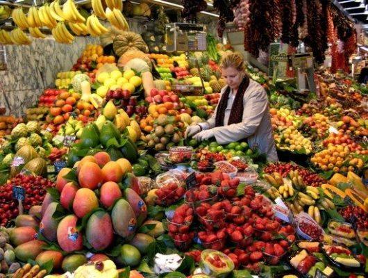 Los mejores mercados de Barcelona - lugares