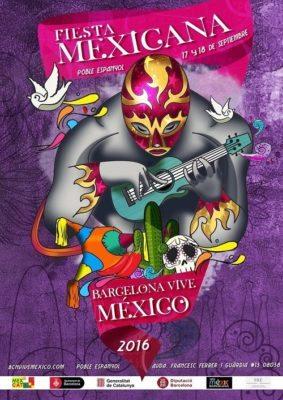 Barcelona Vive México 2016 : ¡Descubre la Barcelona más mexicana! - eventos-en-barcelona