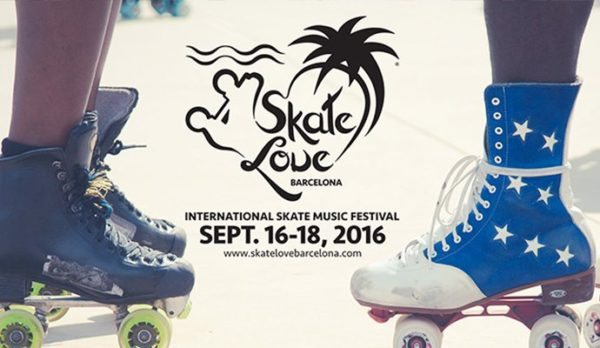 En septiembre regresa el Skate Love Barcelona - eventos-en-barcelona